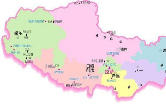 西藏日喀则成为我国最年轻地级市